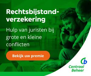 Banner Centraal Beheer Rechtsbijstand